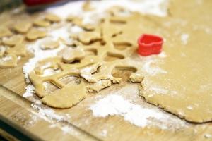 Homemade Cheese Crackers 2